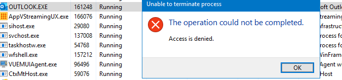 Csrss Exe Hanging When User Logs Off Xenapp 7 X Discussions